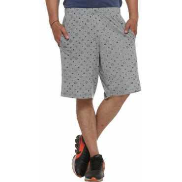 Vimal Printed Men's Multicolor Bermuda Shorts
