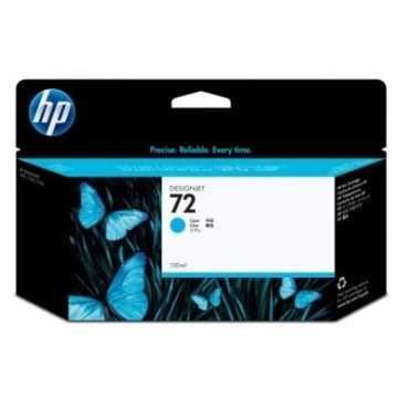 HP 72 130-ml Cyan Ink Cartridge - Cyan