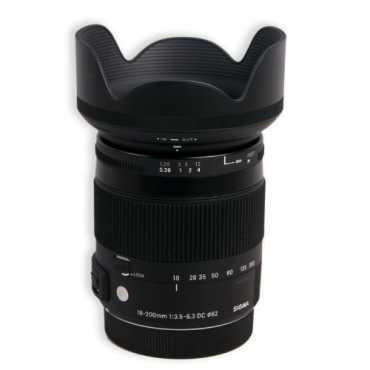 Sigma 18-200mm F 3 5-6 3 DC OS Lens for Nikon DSLR