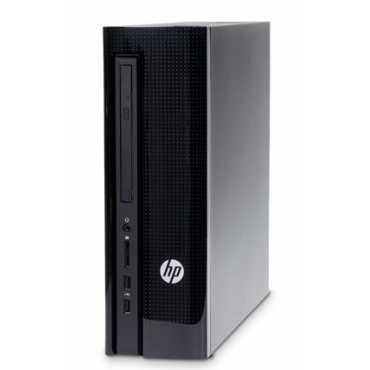 HP Slimline 450-114il (PQC, 4GB, 500GB, DOS) Desktop - Black