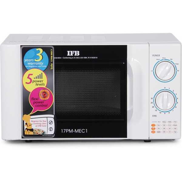IFB 17PM MEC1 Microwave - White