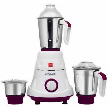 Cello Grind-N-Mix 900 500W Mixer Grinder - Purple | White