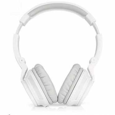HP H3100  On the Ear Headphones - White