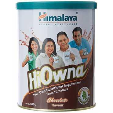 Himalaya HiOwna (400 gm, Chocolate) - Brown