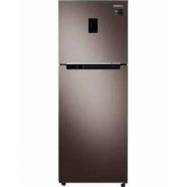 Samsung RT34R5538DX 324 L 3 Star Inverter Frost Free Double Door Refrigerator