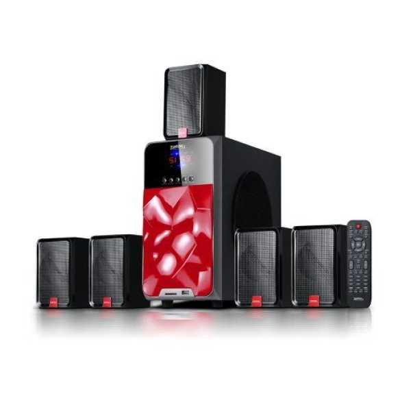Zebronics SPK-SWT8290 5.1 Speaker System