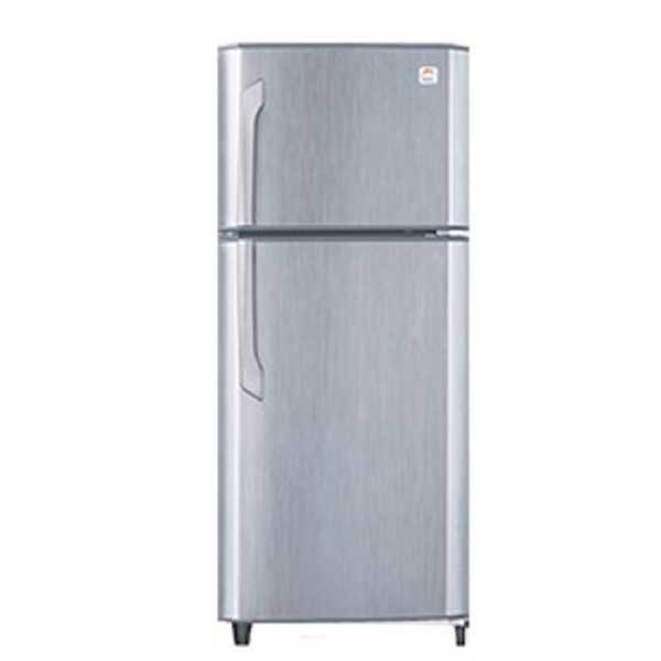 Godrej RT EON 231 C 2.4 231Ltr 2S Double Door Refrigerator (Silver Strokes)