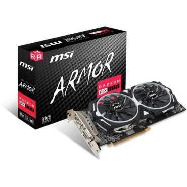 MSI ARMOR RX 580 8GB DDR5 Graphic Card