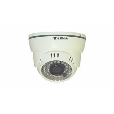 IWATCH IWD-2162 Dome CCTV Camera - Black