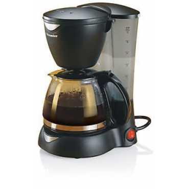 Premier MD 205 6 cups Coffee Maker - White | Black | Brown