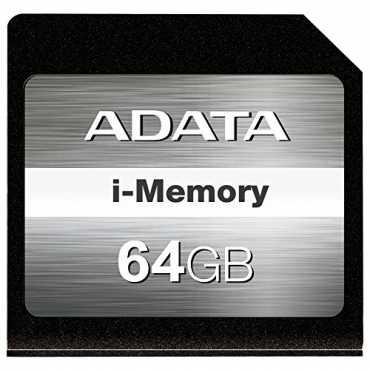 ADATA I-Memory 64GB SDXC Memory Card For Macbook Air 13