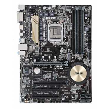 Asus Z170-P Motherboard - Black