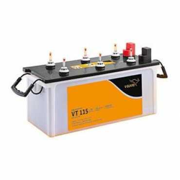 V-Guard VT115 105AH Flat Tubular Inverter Battery