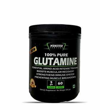 Monster Glutamine Protein 300gm