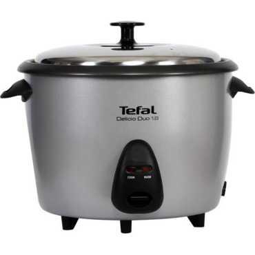 Tefal Delicio Duo TMC101 1 8L Electric Rice Cooker
