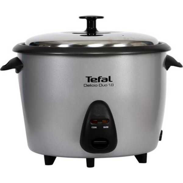 Tefal Delicio Duo TMC101 1.8L Electric Rice Cooker