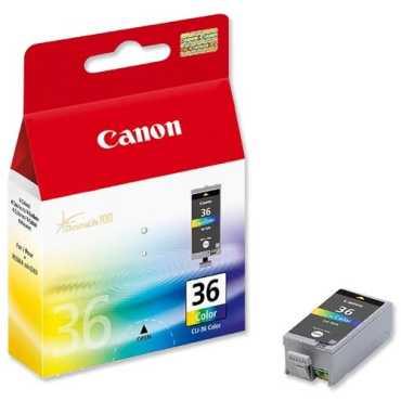 Canon CLI 36 Tricolour Ink Cartridge - Black