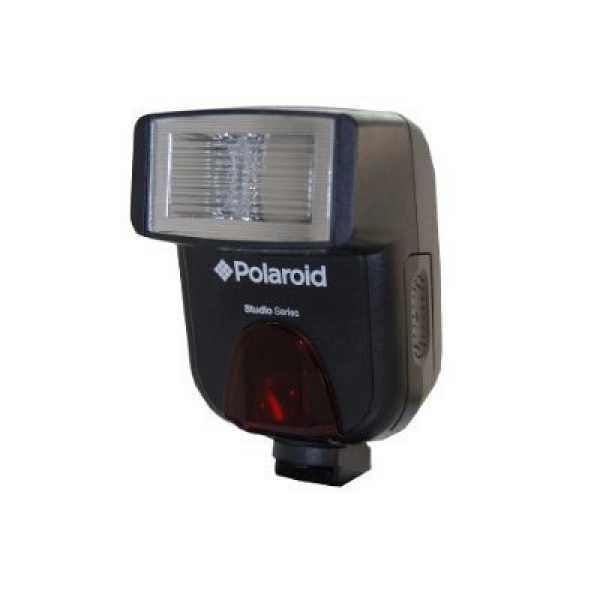 Polaroid Studio Series PL-108AF Digital Auto Focus TTL Flash