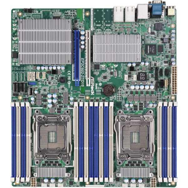 ASRock (EP2C602-2T/D16) Motherboard