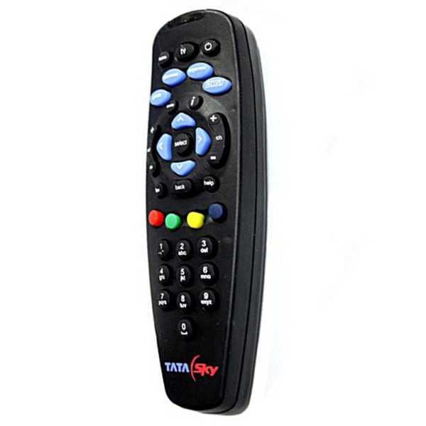 Accordplus Tata Sky DTH Set Top Box Remote Control