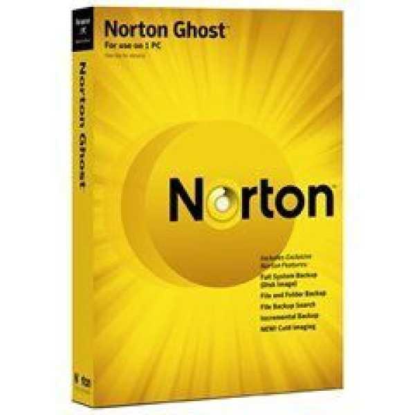 Norton Ghost 15.0 Antivirus