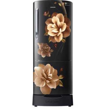 Samsung RR20R182ZCB/HL 192L Single Door 3 Star Refrigerator