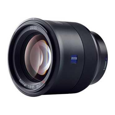 Sony 85mm f/1.8 E-Mount Zeiss Batis Lens