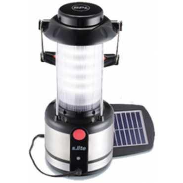 BPL SL1300 Solar Emergency Light - Black