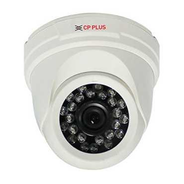 CP PLUS CP-GTC-D10L2 Dome CCTV Camera - White