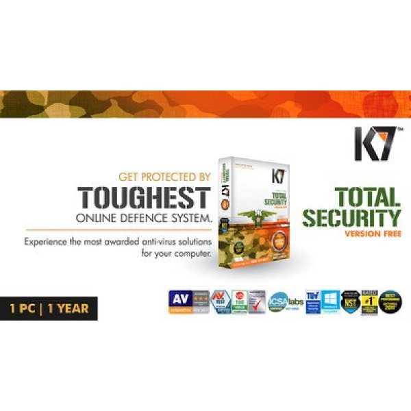 k7 total security key free 2019