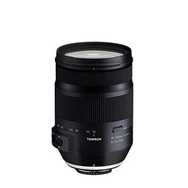 Tamron AF 35-150mm F/2.8-4 Di VC OSD Lens (for Nikon)