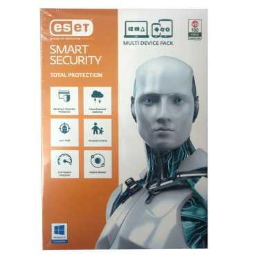 Eset Smart Security Version 9 1 PC 1 Year Antivirus