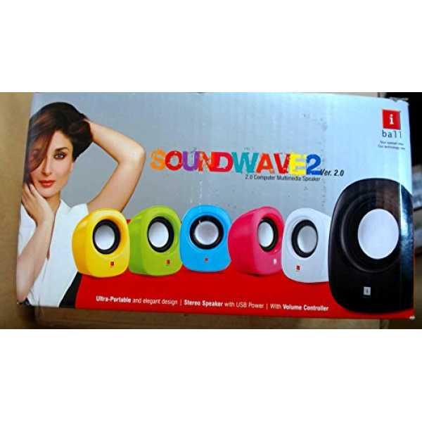 iball SoundWave 2 USB Speaker
