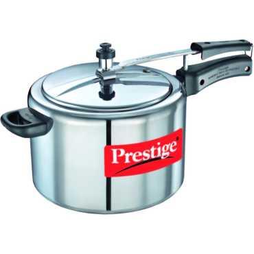 Prestige 11569 Aluminium 10 L Pressure Cooker (Inner Lid)