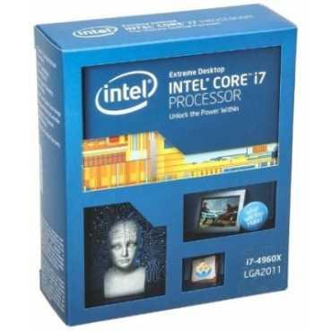 Intel 3.6 GHz LGA 2011 i7 4960X 4th Generation Processor