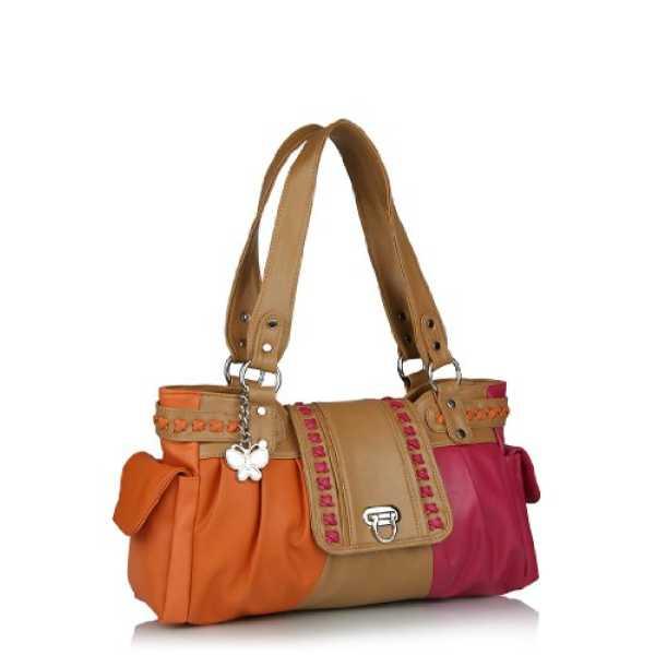 Women s Shoulder Bag Multi-Color BNS 0388