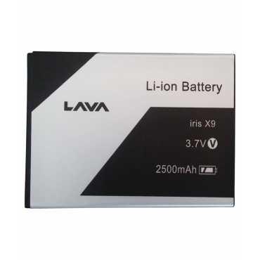 Lava Iris X9 2500mAh Battery