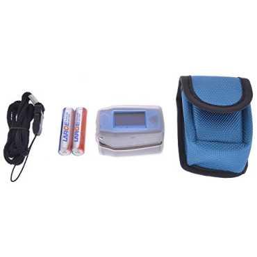 Choicemmed a4 Pediatric Finger Tip Pulse Oximeter - Blue