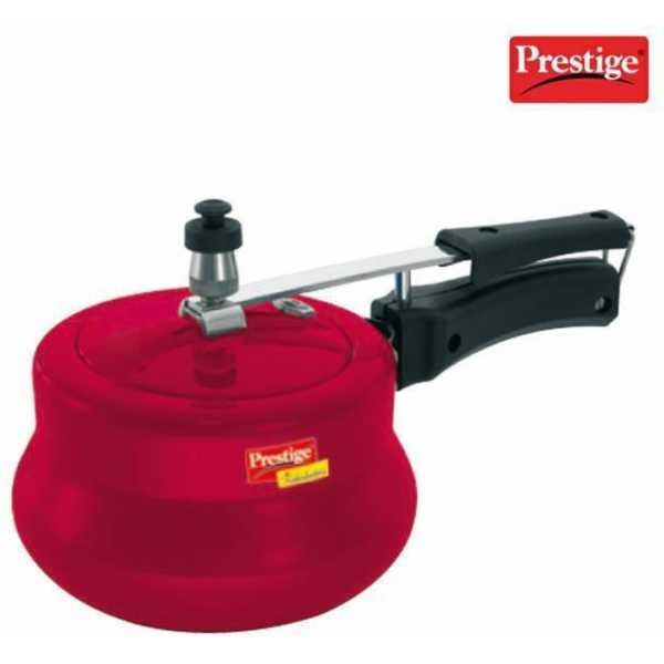 Prestige Nakshatra Plus HA Handi Aluminium 2 L Pressure Cooker (Induction Bottom, Inner Lid)