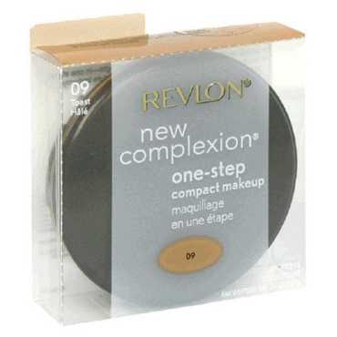 Revlon One-Step Makeup Foundation SPF 15 Toast 09