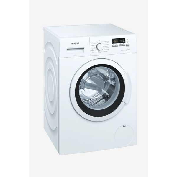 Siemens (WM12K161IN) 7KG Fully Automatic Washing Machine - White