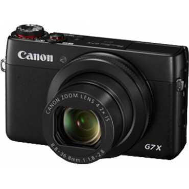 Canon PowerShot G7X Digital Camera - Black