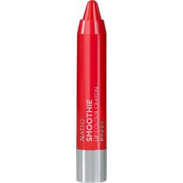 Natio Smoothie Lip Colour Crayon (Poppy)