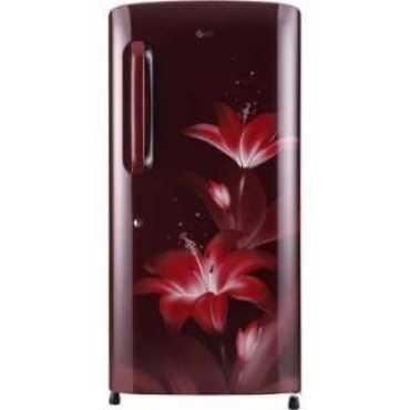 LG GL-B221ARGY 215 L 5 Star Inverter Direct Cool Single Door Refrigerator