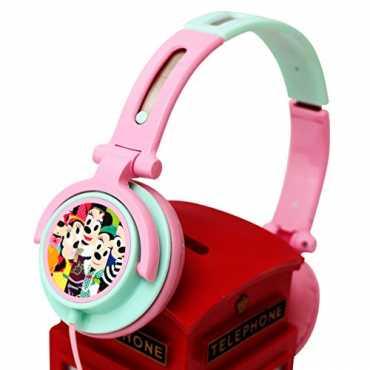 Portronics Disney Pure Sound Avengers MP3 Player - Black