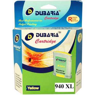 Dubaria 940xl Yellow Ink Cartridge - Yellow