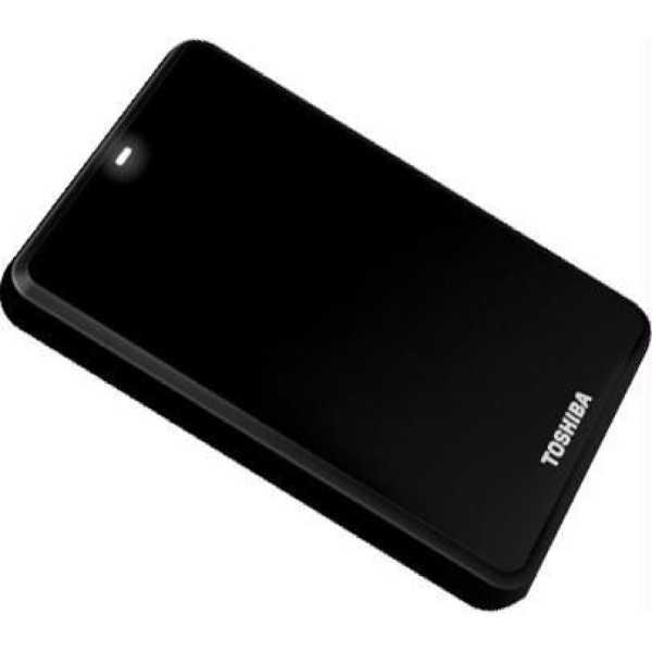 Toshiba Canvio Alumy 1TB External Hard Drive