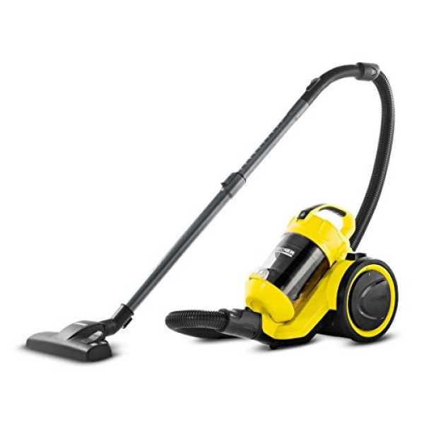 Karcher Classic Series VC 3 0.6 L Bagless Vacuum Cleaner