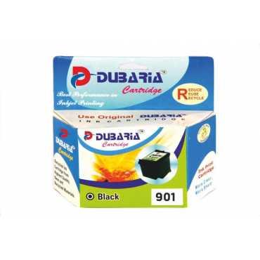 Dubaria 901 Black Ink Cartridge - Black