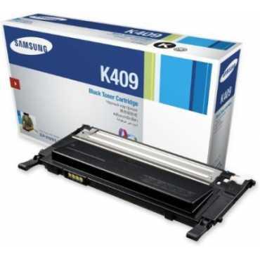 Samsung CLT K409S Black Toner Cartridge - Black